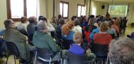 Argençola: Jornada Permacultura  Astrid Van Ginkel