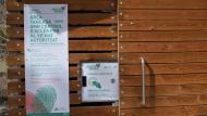 Informació del servei de recollida de residus en les àrees tancades