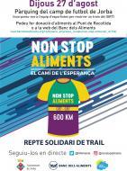 Repte Solidari dels 600Km NON STOP, 'El Camí de l'Esperança'