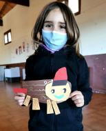 Argençola: Taller Pintem el Nadal  Martí Garrancho