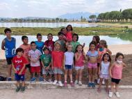 Argençola: Excursió al Parc de l'Agulla  Animans