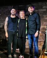 Argençola: Monkey Jane trio  Martí Garrancho