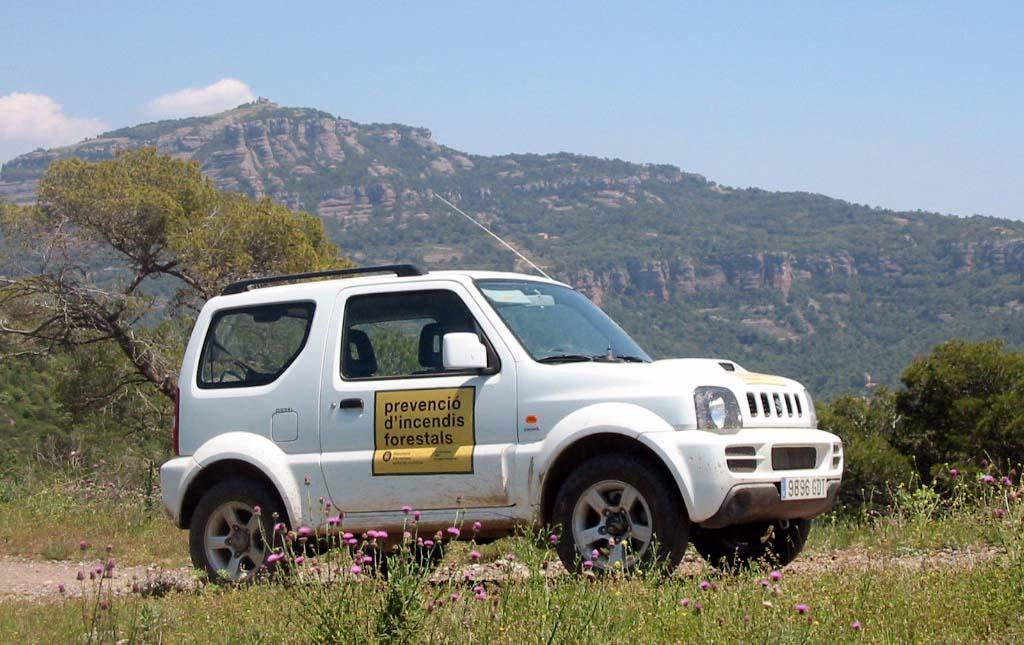 Convocatòria per cobrir places d'informador-guaita forestal i operador de comunicacions
