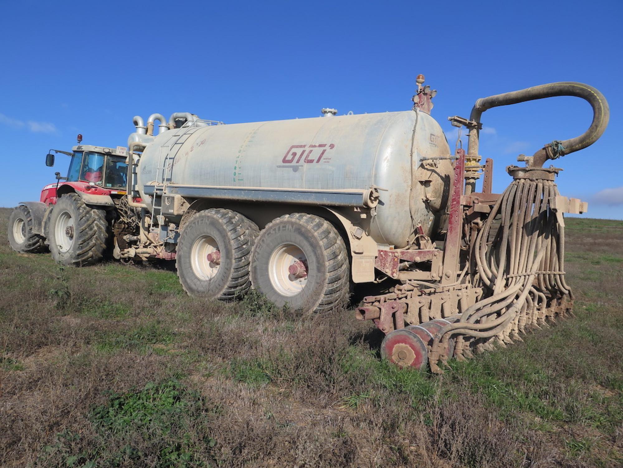 ITV maquinària agrícola a Argençola i Carbasí