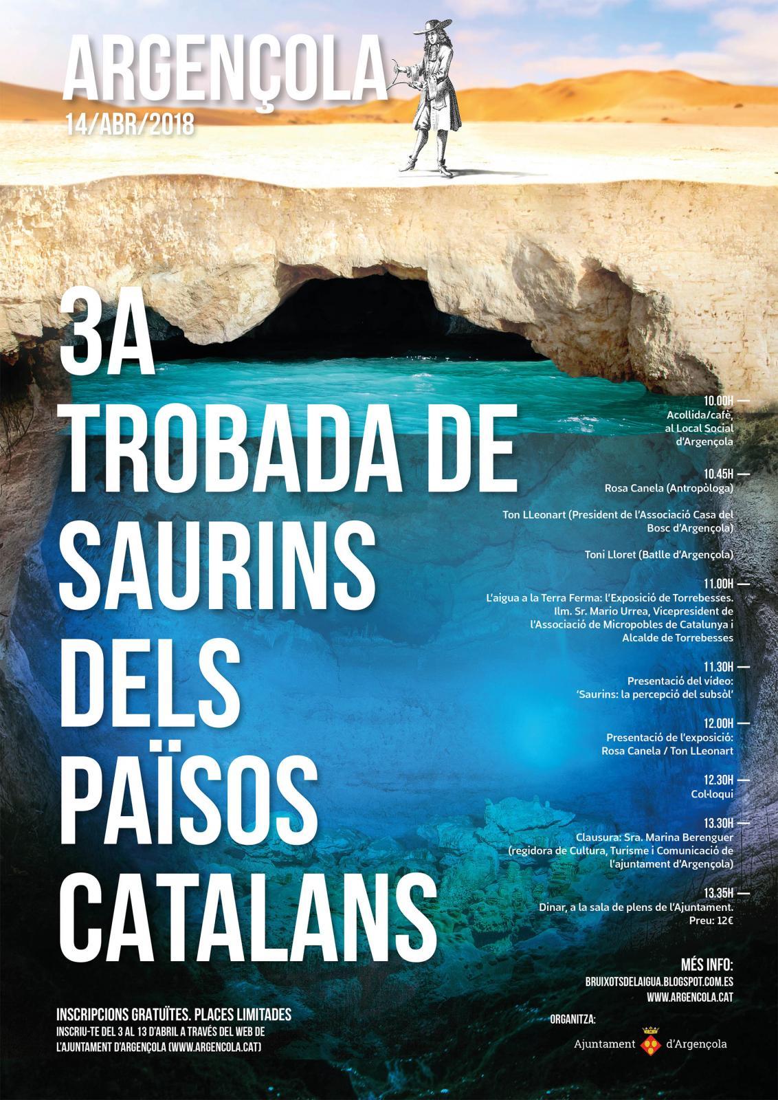 3a Trobada de Saurins dels Països Catalans a Argençola