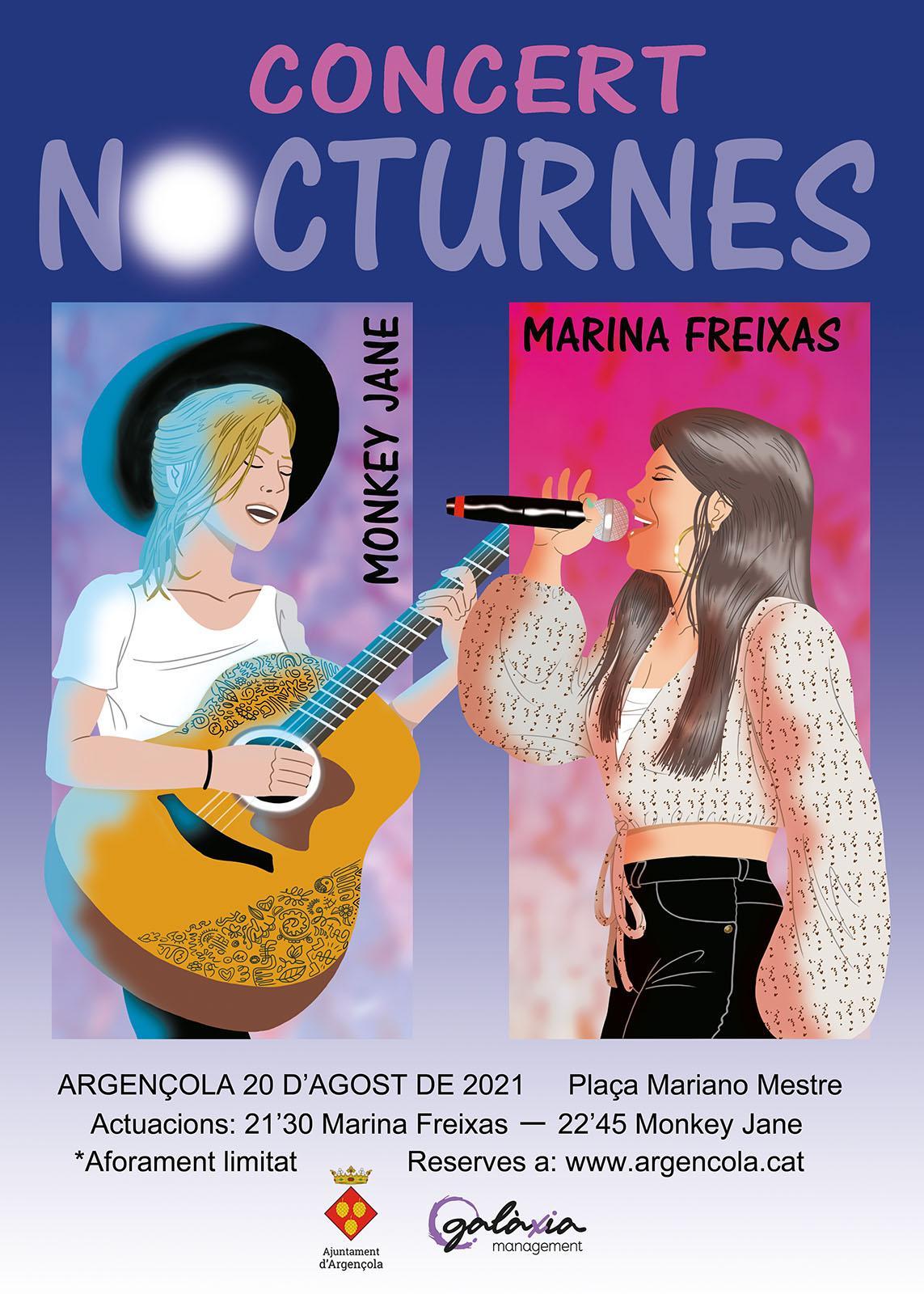Concert Nocturnes